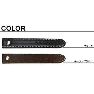 腕時計 ベルト バンド フルーコ・FLUCO Sattel Leder サドルレザー 革 18mm20mm22mm 腕時計(メ)|chronoworldjapan|03