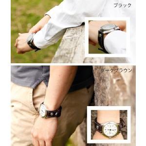 腕時計 ベルト バンド フルーコ・FLUCO Sattel Leder サドルレザー 革 18mm20mm22mm 腕時計(メ)|chronoworldjapan|05