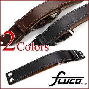 時計ベルト バンド フルーコ・FLUCO Fliegerband パイロット時計バンド レザー 革 22mm24mm 腕時計(宅)|chronoworldjapan