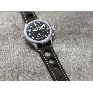 時計ベルト バンド HIRSCH Rally ラリー レザー 革 18mm20mm22mm24mm 腕時計(宅)|chronoworldjapan|05