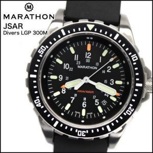 MARATHON JSAR Divers LGP 300M マラソン ジェーサー クォーツ ダイバーズ WW194018|chronoworldjapan