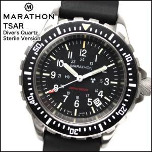 MARATHON TSAR Sterile Divers Quartz 300M マラソン ティーサー ステライル クォーツ ダイバーズ WW194007NGM 【U.S. GOVERNMENT無し】|chronoworldjapan