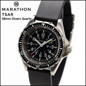 MARATHON TSAR 36mm Divers Quartz 300M マラソン ティーサー 36mm クォーツ ダイバーズ WW194027|chronoworldjapan