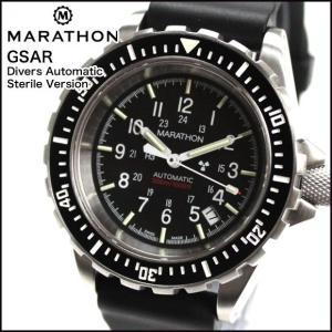 MARATHON GSAR Automatic Sterile Divers 300M マラソン ジーサー 自動巻き ステライル ダイバーズ WW194006NGM|chronoworldjapan