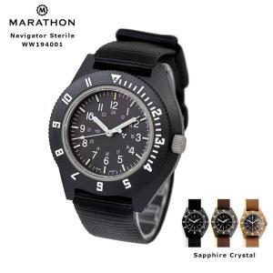 腕時計 メンズ MARATHON Navigator Sterile Pilot マラソン ナビゲーター ステライル パイロット クォーツ ミリタリーウォッチ(宅)|chronoworldjapan