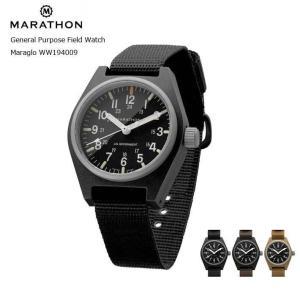 MARATHON General Purpose Field Watch Maraglo マラソン ジェネラルパーパス フィールドウォッチ マラグロー クォーツ WW194009|chronoworldjapan