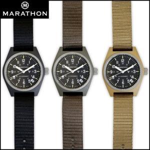 MARATHON General Purpose Field Watch Date マラソン ジェネラルパーパス フィールドウォッチ デイト クォーツ WW194015|chronoworldjapan