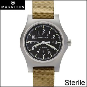 MARATHON General Purpose Sterile Mechanical Stainless Steel Case WW194003SS-NGM マラソン ジェネラルパーパス ステライル メカニカル|chronoworldjapan