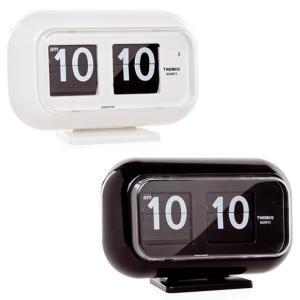 置き時計 掛け時計 インテリア おしゃれ TWEMCO トゥエンコ QT-35 インテリアクロック 置時計(宅)|chronoworldjapan