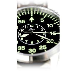 腕時計 メンズ ブランド LACO ラコ 861690 PILOT パイロット AACHEN アーヘン 自動巻き  cwオリジナルストラップ付 ミリタリーウォッチ(宅 chronoworldjapan 02