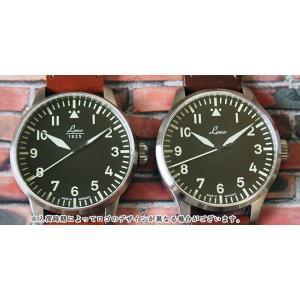 腕時計 メンズ ブランド LACO ラコ 861690 PILOT パイロット AACHEN アーヘン 自動巻き  cwオリジナルストラップ付 ミリタリーウォッチ(宅 chronoworldjapan 05