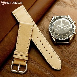 腕時計 ベルト バンド HDT Natural Calf ヌメ革 ベルト 18mm20mm22mm 腕時計(宅)|chronoworldjapan