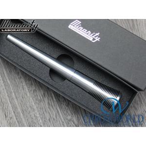 ボールペン ブランド Minority LABORATORYHeat Sink Pen アルミ削り出しヒートシンクペン ML-A-001 ステーショナリー(宅)|chronoworldjapan