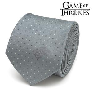 ネクタイ シルク Game of Thrones ゲーム・オブ・スローンズ Stark Direwo...
