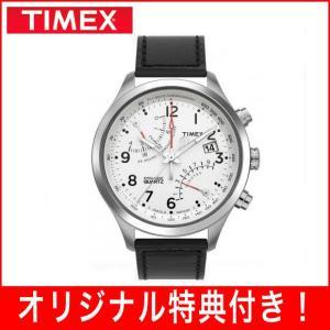 TIMEX 腕時計 INTELLIGENT QUARTZ RACING FLY-BACK インテリジェントクォーツ レーシングフライバック T2N701(宅)|chronoworldjapan