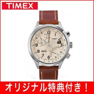 TIMEX 腕時計 INTELLIGENT QUARTZ RACING FLY-BACK インテリジェントクォーツ レーシングフライバック T2N932(宅)|chronoworldjapan