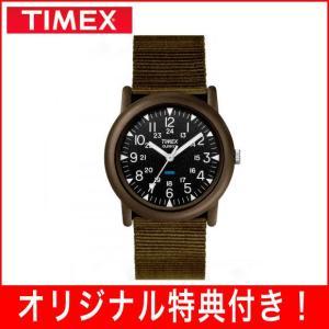TIMEX 腕時計 タイメックス CAMPER キャンパー T41711 ミリタリーウォッチ(宅)|chronoworldjapan