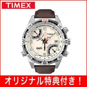 TIMEX 腕時計 FLY-BACK CHRONOGRAPH COMPASS フライバッククロノグラフコンパス T49866(宅)|chronoworldjapan