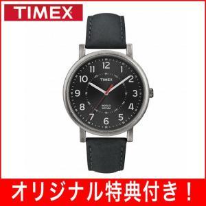 TIMEX 腕時計 タイメックス Classic Round Antique 黒文字盤 クラシック ラウンド アンティーク(宅)|chronoworldjapan