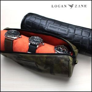 LOGAN ZANE ローガン・ゼイン リージェント 腕時計収納ロール(宅)|chronoworldjapan
