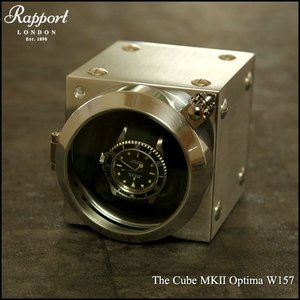 Rapport The Cube MKII Optima W157 腕時計 ワインダー(宅)|chronoworldjapan