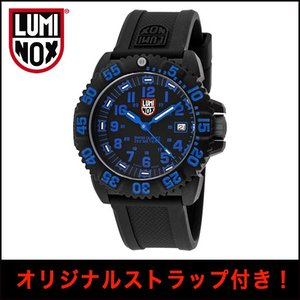 腕時計 メンズ LUMINOX ルミノックス NAVYSEAL COLORMARK 3050 SERIES ref.3053  ネイビーシールズ カラーマーク オリジナルストラップ付き(宅)|chronoworldjapan