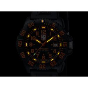 腕時計 メンズ LUMINOX ルミノックス NAVYSEAL COLORMARK 3050 SERIES ref.3059  ネイビーシールズ ダイブウォッチ オリジナルストラップ付き(宅) chronoworldjapan 03