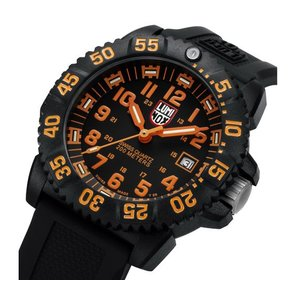 腕時計 メンズ LUMINOX ルミノックス NAVYSEAL COLORMARK 3050 SERIES ref.3059  ネイビーシールズ ダイブウォッチ オリジナルストラップ付き(宅) chronoworldjapan 04