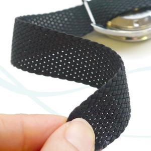腕時計 ベルト バンド AIR NATO PERLON STRAP エアーナトー パーロン ストラップ 16mm18mm20mm22mm24mm(メ)|chronoworldjapan|14