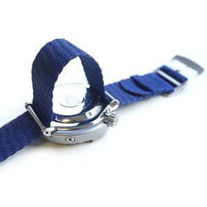 腕時計 ベルト バンド AIR NATO PERLON STRAP エアーナトー パーロン ストラップ 16mm18mm20mm22mm24mm(メ)|chronoworldjapan|15