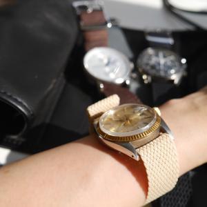 バネ棒付き 時計 ベルト 腕時計 バンド AIR NATO PERLON STRAP エアーナトーパーロンストラップ 16mm 18mm 20mm 22mm 24mm|chronoworldjapan|20