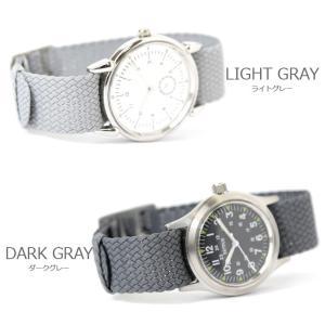 腕時計 ベルト バンド AIR NATO PERLON STRAP エアーナトー パーロン ストラップ 16mm18mm20mm22mm24mm(メ)|chronoworldjapan|08