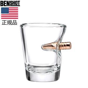 BENSHOT(ベンショット)Shot glass ショットグラス アメリカ ASA 1.5oz(44ml) 米国製ハンドメイド|chronoworldjapan