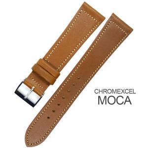 バネ棒付き 時計 ベルト バンド Accurate Form アキュレイトフォルム Horween leather belt ホーウィン レザーベルト|chronoworldjapan|02