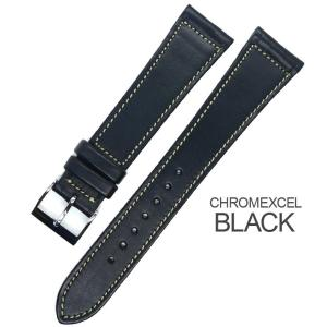 バネ棒付き 時計 ベルト バンド Accurate Form アキュレイトフォルム Horween leather belt ホーウィン レザーベルト|chronoworldjapan|03