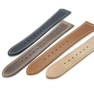 バネ棒付き 時計 ベルト バンド Accurate Form アキュレイトフォルム Horween leather belt ホーウィン レザーベルト|chronoworldjapan|08