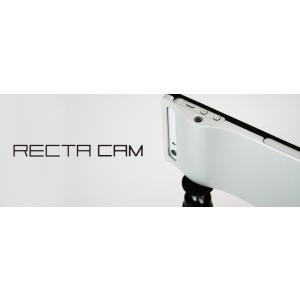 RECTA CAM iPhone5用アルミダイキャストケース 三脚取り付けねじ穴付き|chu-konomori