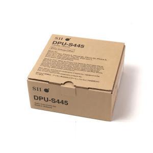 (新品)SII ポータブルプリンター DPU-S445 (DPU-S445-01B-E)|chu-konomori