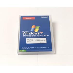 (中古)マイクロソフト WindowsXP Professional x64 Edition 日本語版 DSP/OEM [CD-ROM] [CD-ROM]|chu-konomori