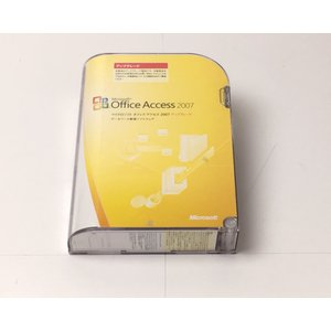 (中古)Microsoft Office Access 2007 アップグレード|chu-konomori|01