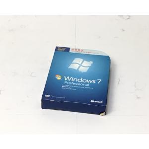 (中古)Windows 7 Professional アップグレード 発売記念優待版