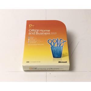 (中古)Microsoft Office Home and Business 2010 通常版 [パッケージ]|chu-konomori