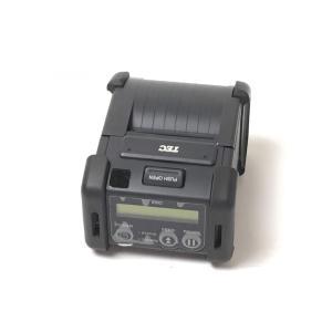 (優良中古)TEC ポータブルプリンター B-EP2DL-GH40-R 無線LAN|chu-konomori