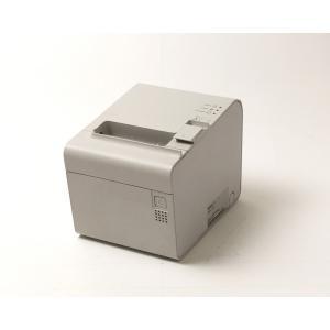 (優良中古)ラベルプリンタ EPSON TM-L90(LAN/80/58mm)ホワイト|chu-konomori