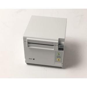 (優良中古)SII レシートプリンタ PR-D10(USB/80mm)ホワイト|chu-konomori