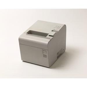 (優良中古)EPSONレシートプリンタ TM-T90 (USB/80mm)ホワイト|chu-konomori