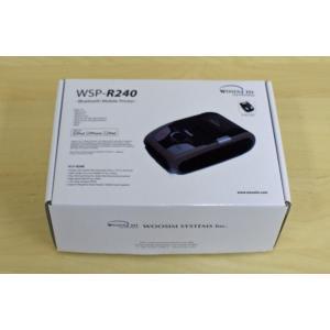 (新品)モバイルプリンター WSP-R240|chu-konomori