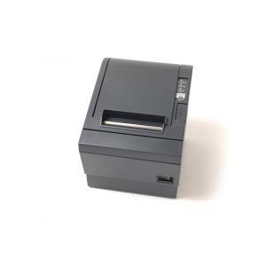 (お買得中古)EPSON レシートプリンタTM-T883(パラレル/58mm) ブラック|chu-konomori