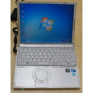 Panasonic Let'sNote CF-T9 Intel Core2 Duo 1.60GHz 2.00GB 298.09G|chu-konomori