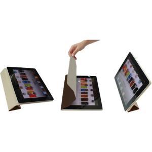 New iPad/iPad2対応 イタリアン エコレザーカバー FENICE CREATIVO